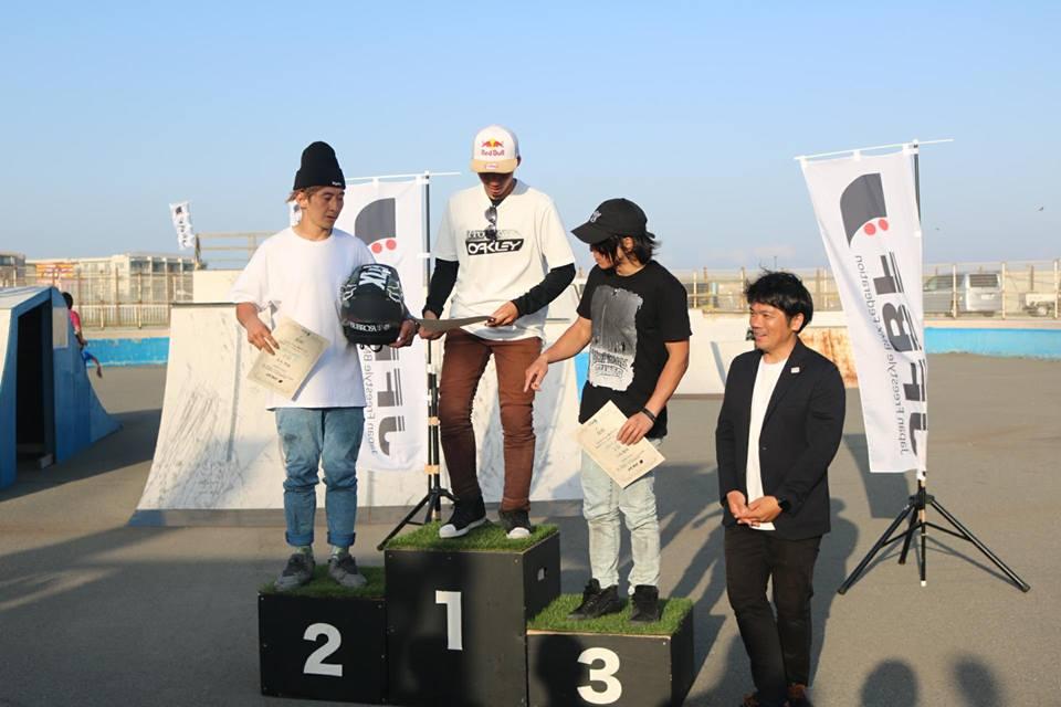 JAPAN CUP エリート2位