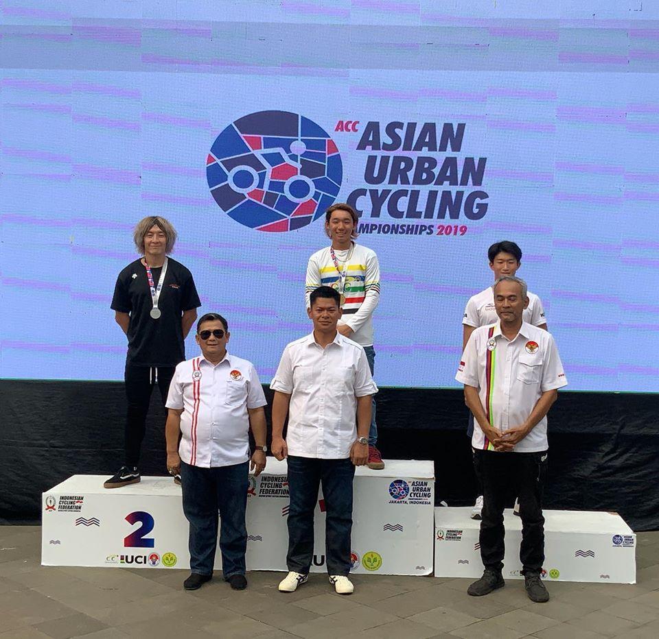 アジア選手権 銀メダル獲得