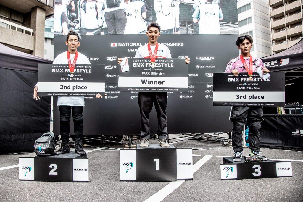 全日本選手権 2位 銀メダル獲得