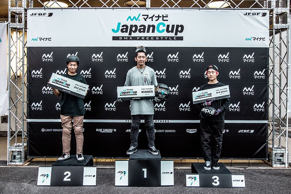 JAPAN CUP 2020 優勝